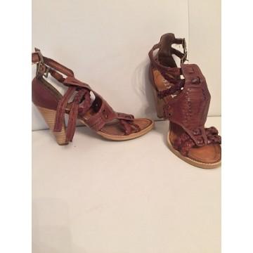 Chaussures CUIR femme