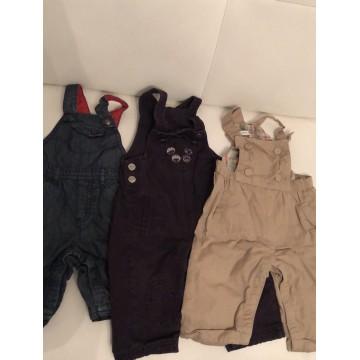 Lot vêtements bébé de 6 mois