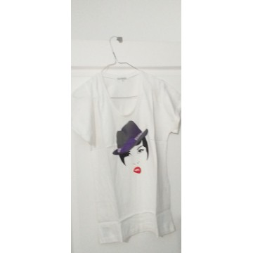 T-Shirt, Manche Courte