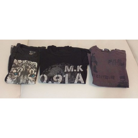 T-Shirt, Manche longue