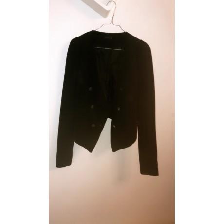 Veste noir vero moda